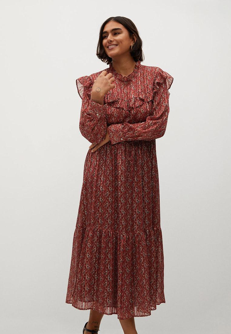Повседневное платье Violeta by Mango (Виолетта бай Манго) 77077629: изображение 1