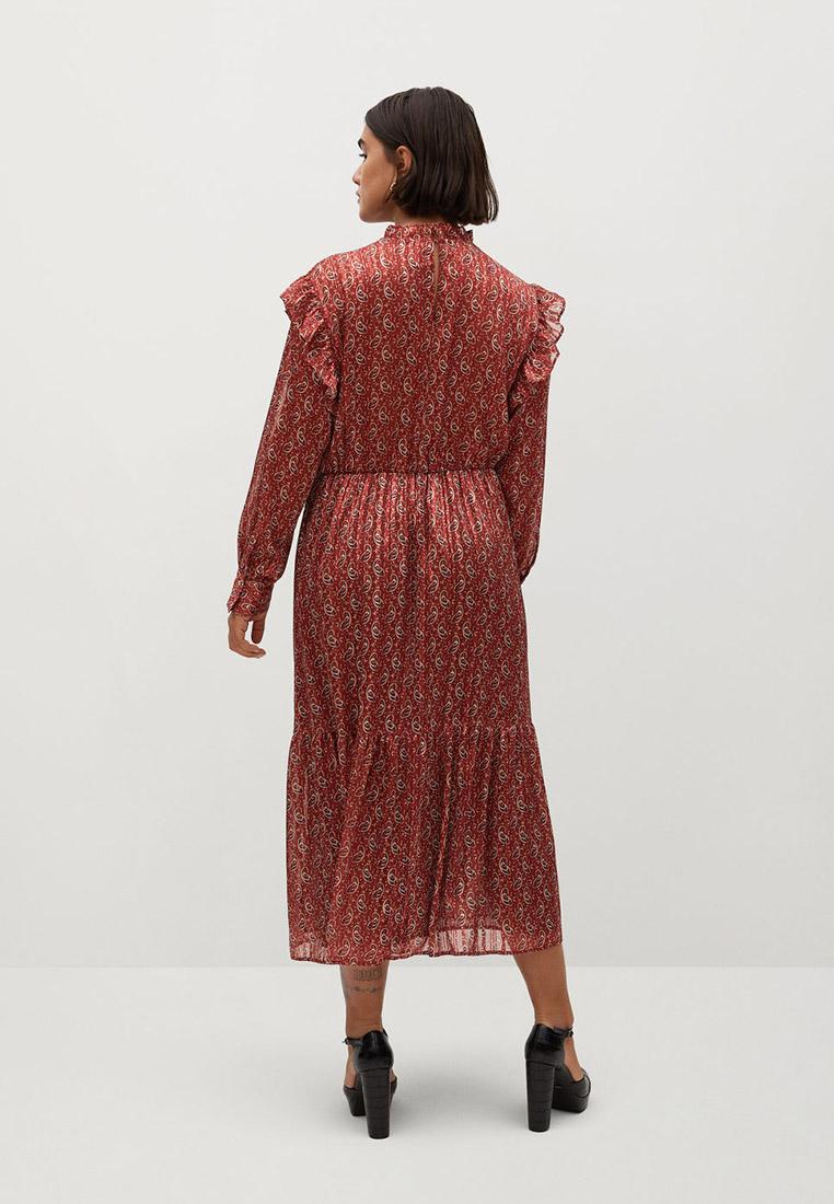 Повседневное платье Violeta by Mango (Виолетта бай Манго) 77077629: изображение 3