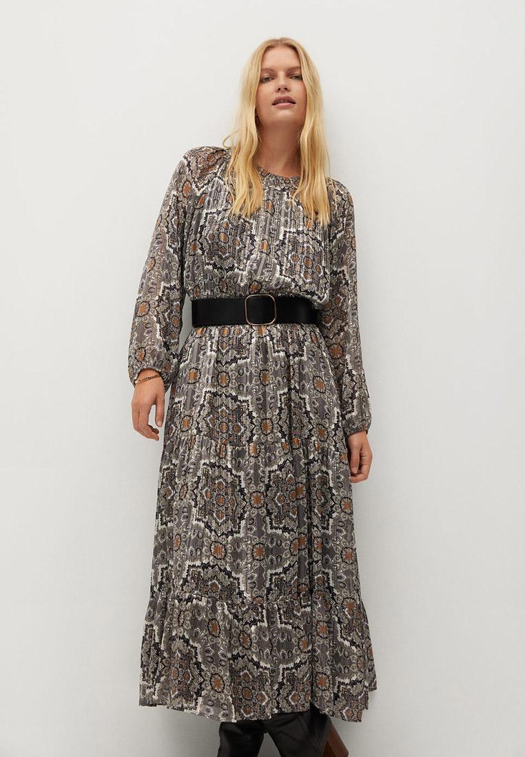 Повседневное платье Violeta by Mango (Виолетта бай Манго) 87080528