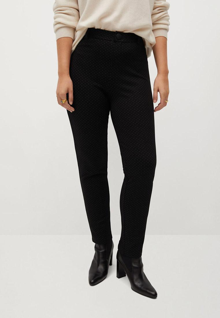 Женские зауженные брюки Violeta by Mango (Виолетта бай Манго) 87050508