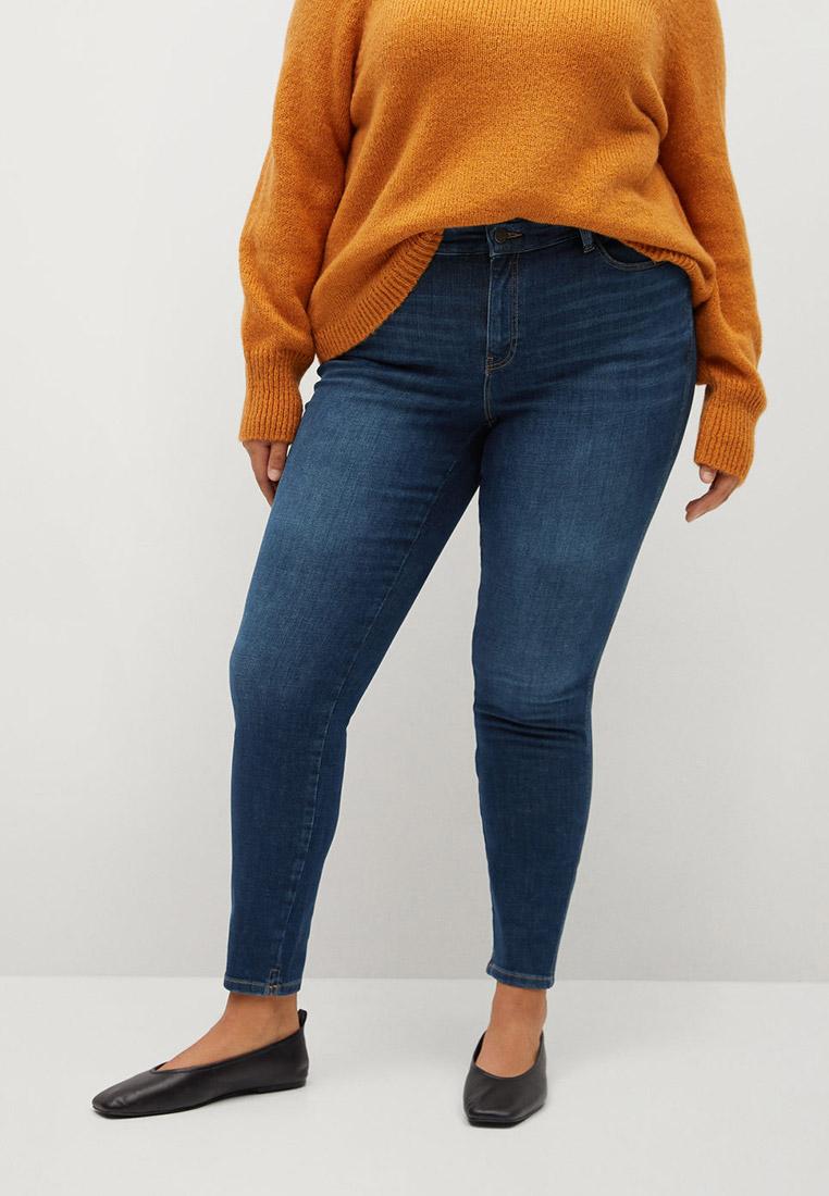 Зауженные джинсы Violeta by Mango (Виолетта бай Манго) 87001005