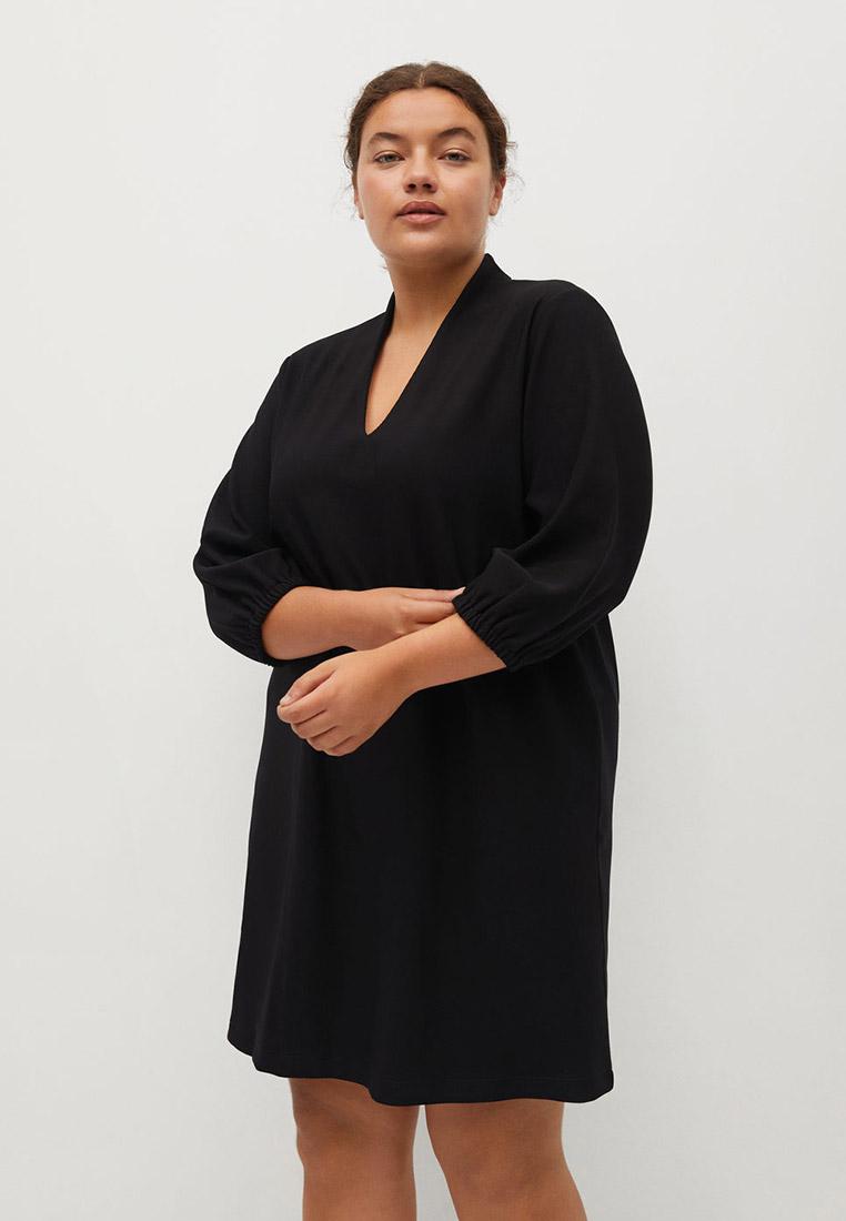 Повседневное платье Violeta by Mango (Виолетта бай Манго) 87070514