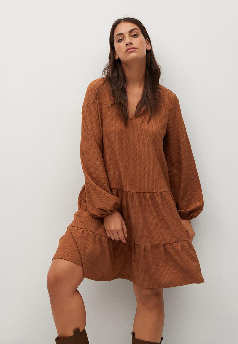 Повседневное платье Violeta by Mango (Виолетта бай Манго) 87082001