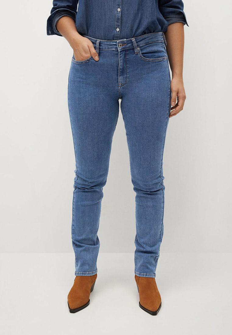 Зауженные джинсы Violeta by Mango (Виолетта бай Манго) 87000506