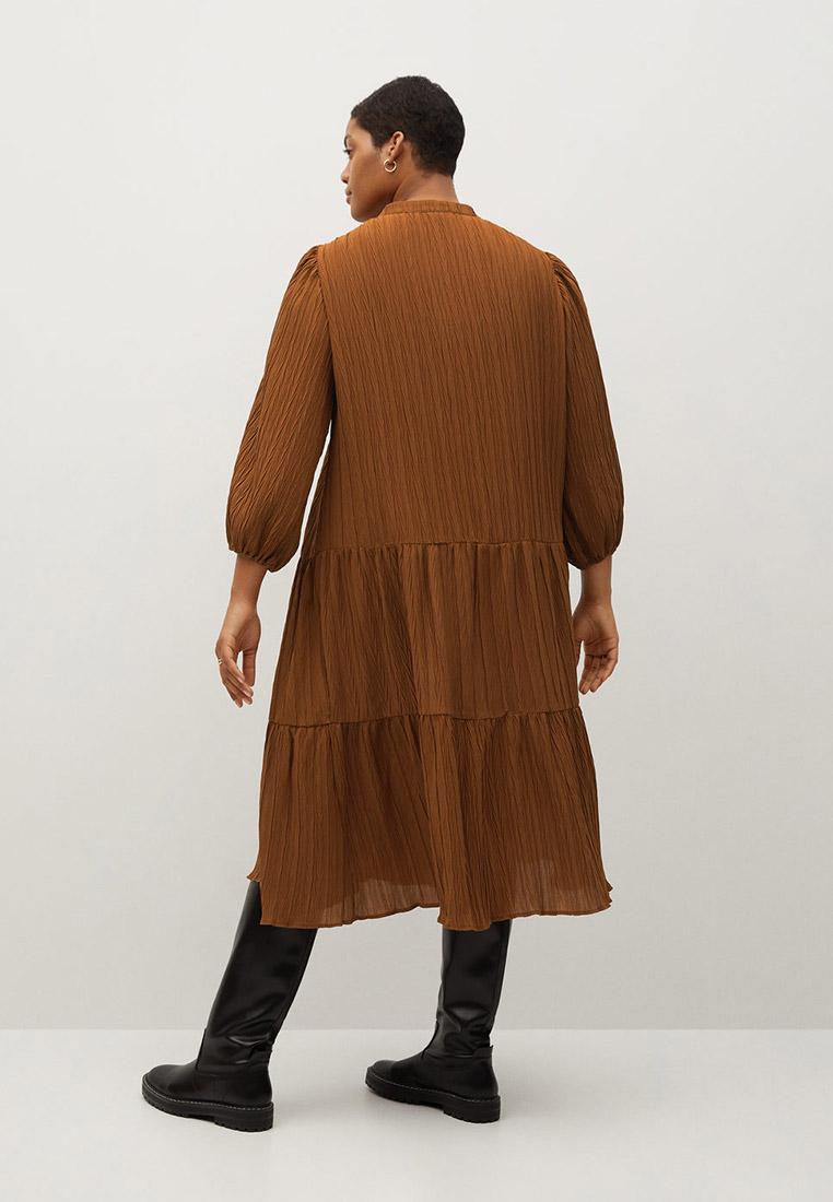 Повседневное платье Violeta by Mango (Виолетта бай Манго) 87090525: изображение 3