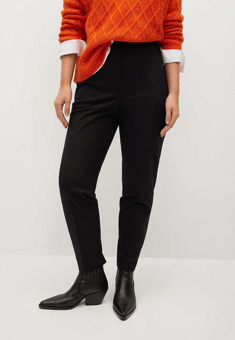 Женские зауженные брюки Violeta by Mango (Виолетта бай Манго) 87090514