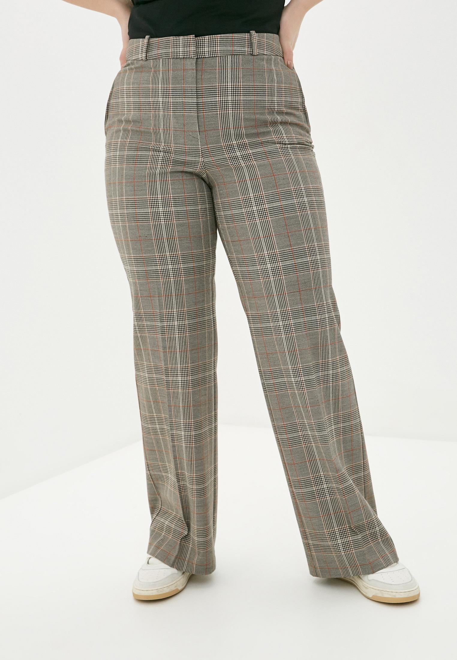 Женские широкие и расклешенные брюки Violeta by Mango (Виолетта бай Манго) 87912003