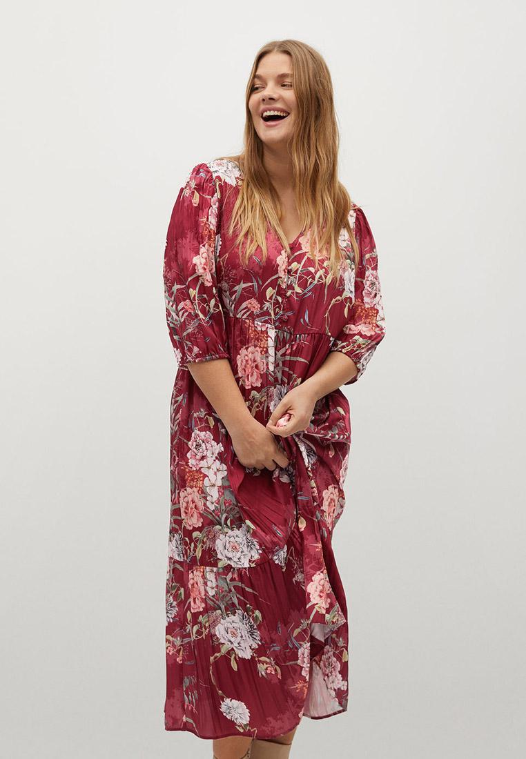 Платье Violeta by Mango (Виолетта бай Манго) 87062021