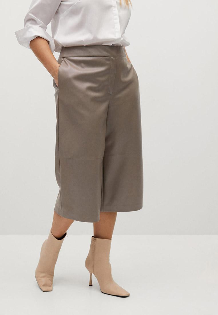 Женские широкие и расклешенные брюки Violeta by Mango (Виолетта бай Манго) 87082005