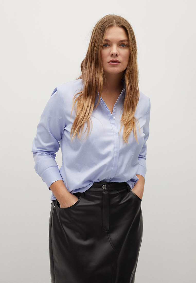 Блуза Violeta by Mango (Виолетта бай Манго) 87044005