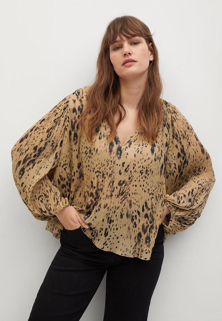 Блуза Violeta by Mango (Виолетта бай Манго) 87064012