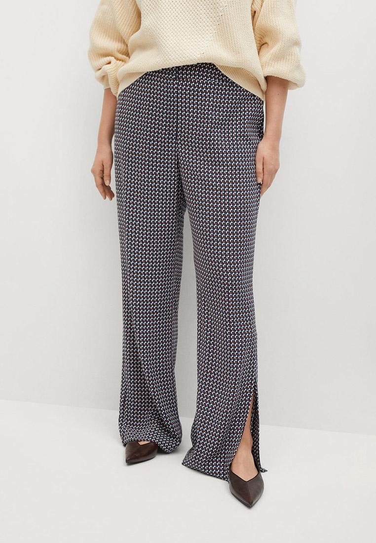 Женские широкие и расклешенные брюки Violeta by Mango (Виолетта бай Манго) Брюки Violeta by Mango