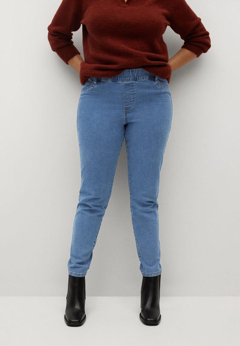 Зауженные джинсы Violeta by Mango (Виолетта бай Манго) 87003629