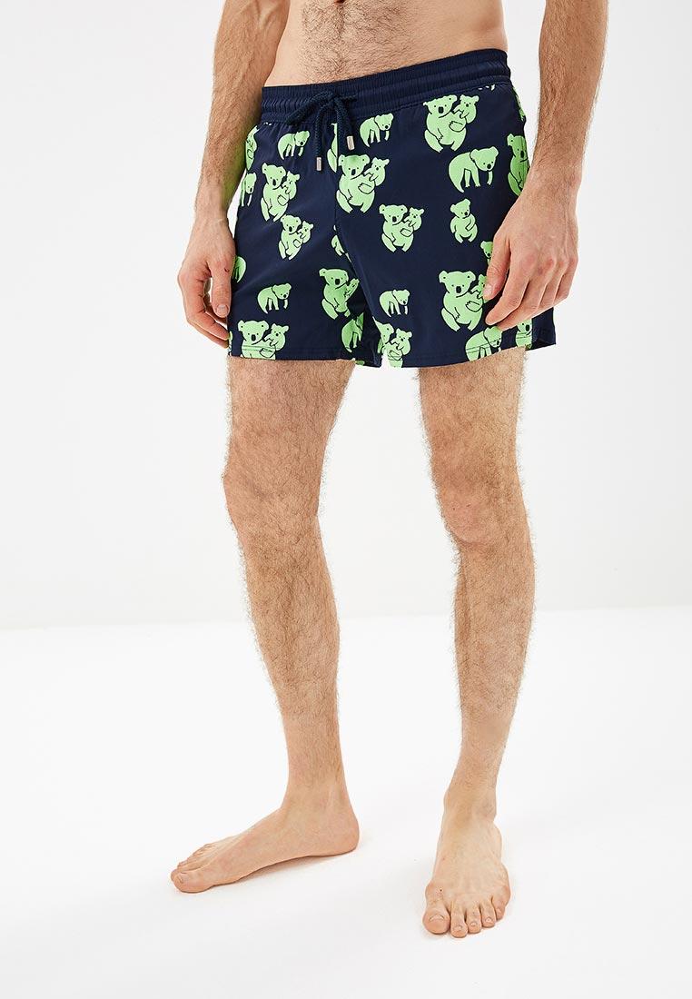 Мужские шорты для плавания Vilebrequin MSOE9D04-390
