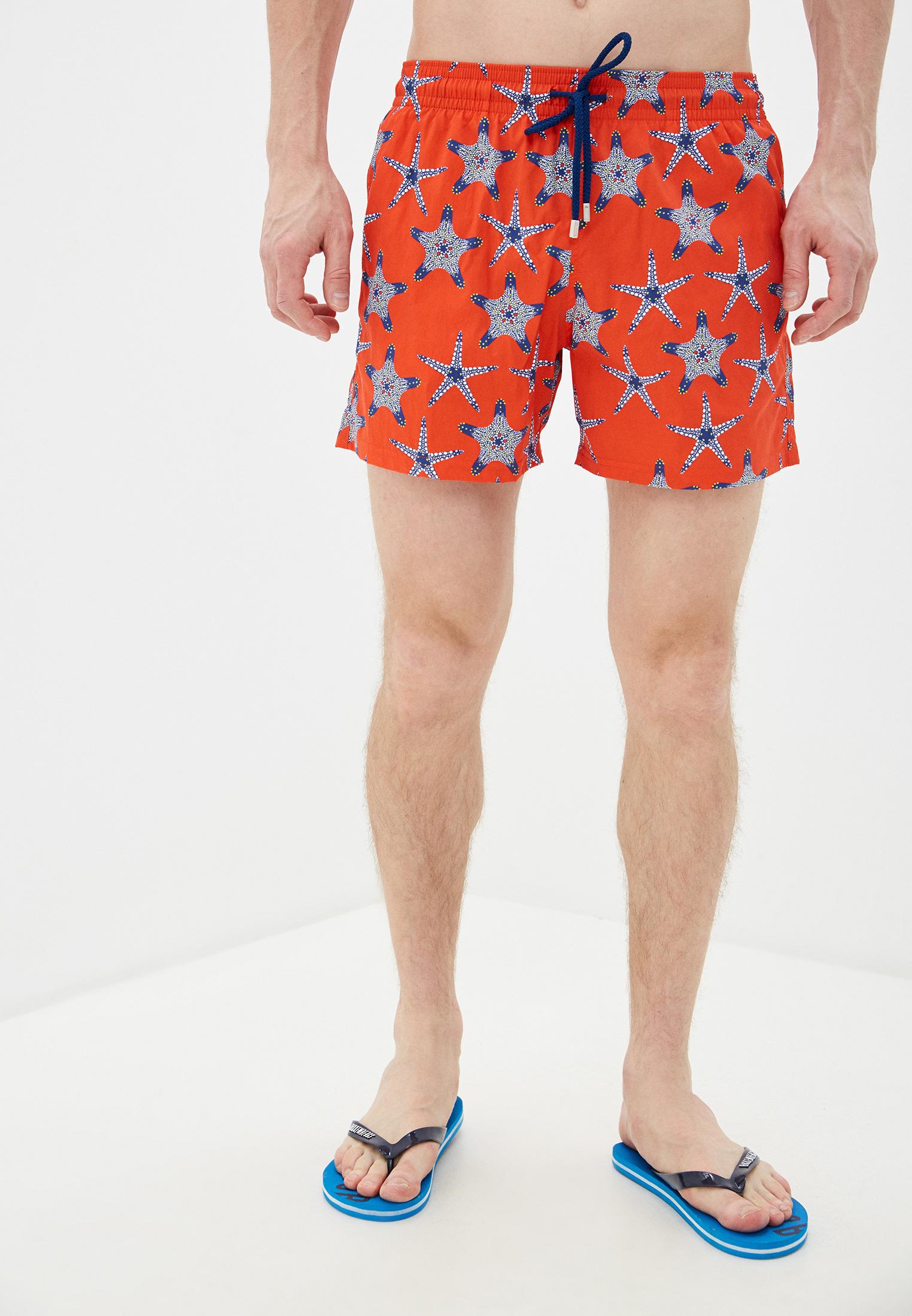 Мужские шорты для плавания Vilebrequin MSOU0F05