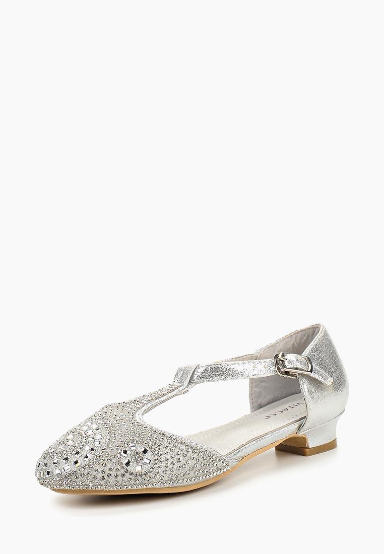 Туфли для девочек Vitacci (Витачи) D150420