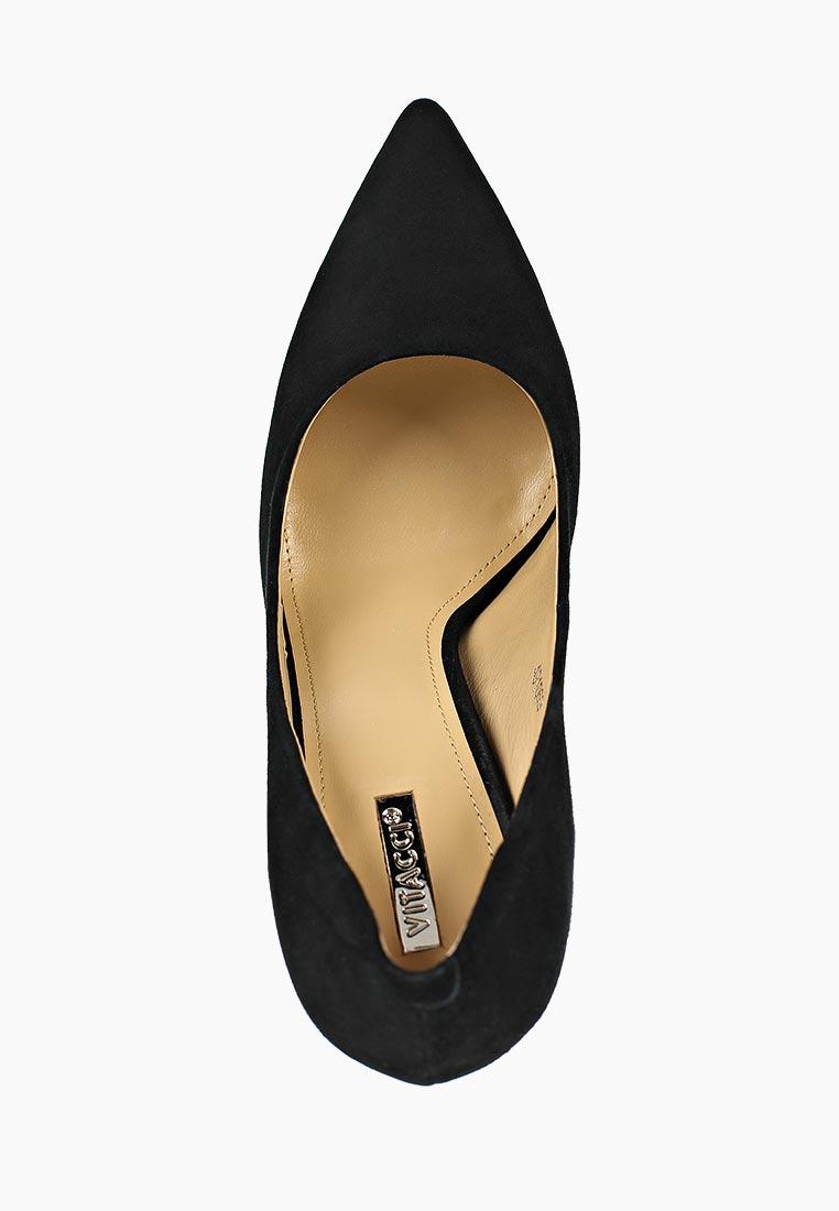 Женские туфли Vitacci (Витачи) 491069: изображение 4