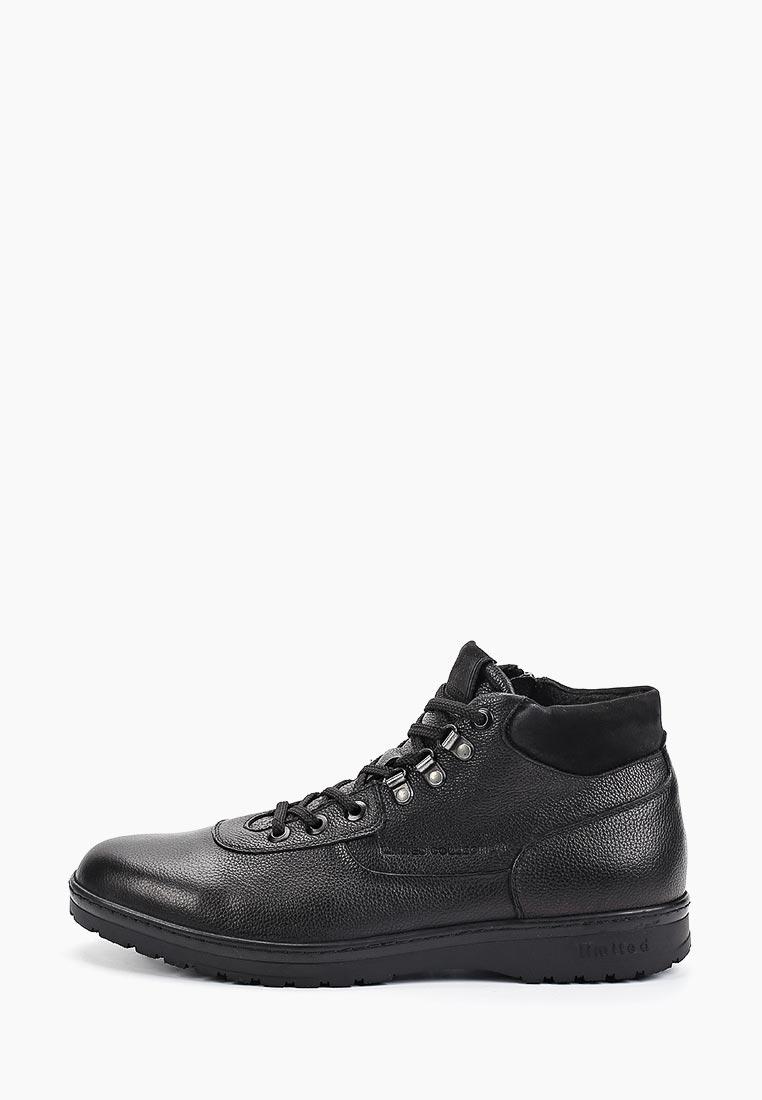 Мужские ботинки Vittorio Bravo 1JC.RR89727.F