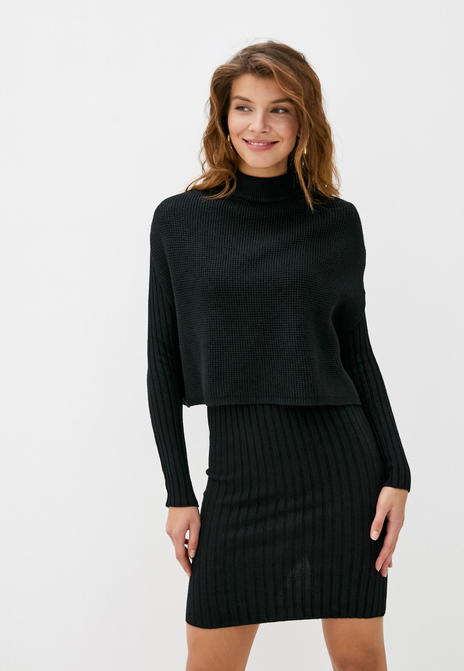 Вязаное платье Vickwool WV150-1