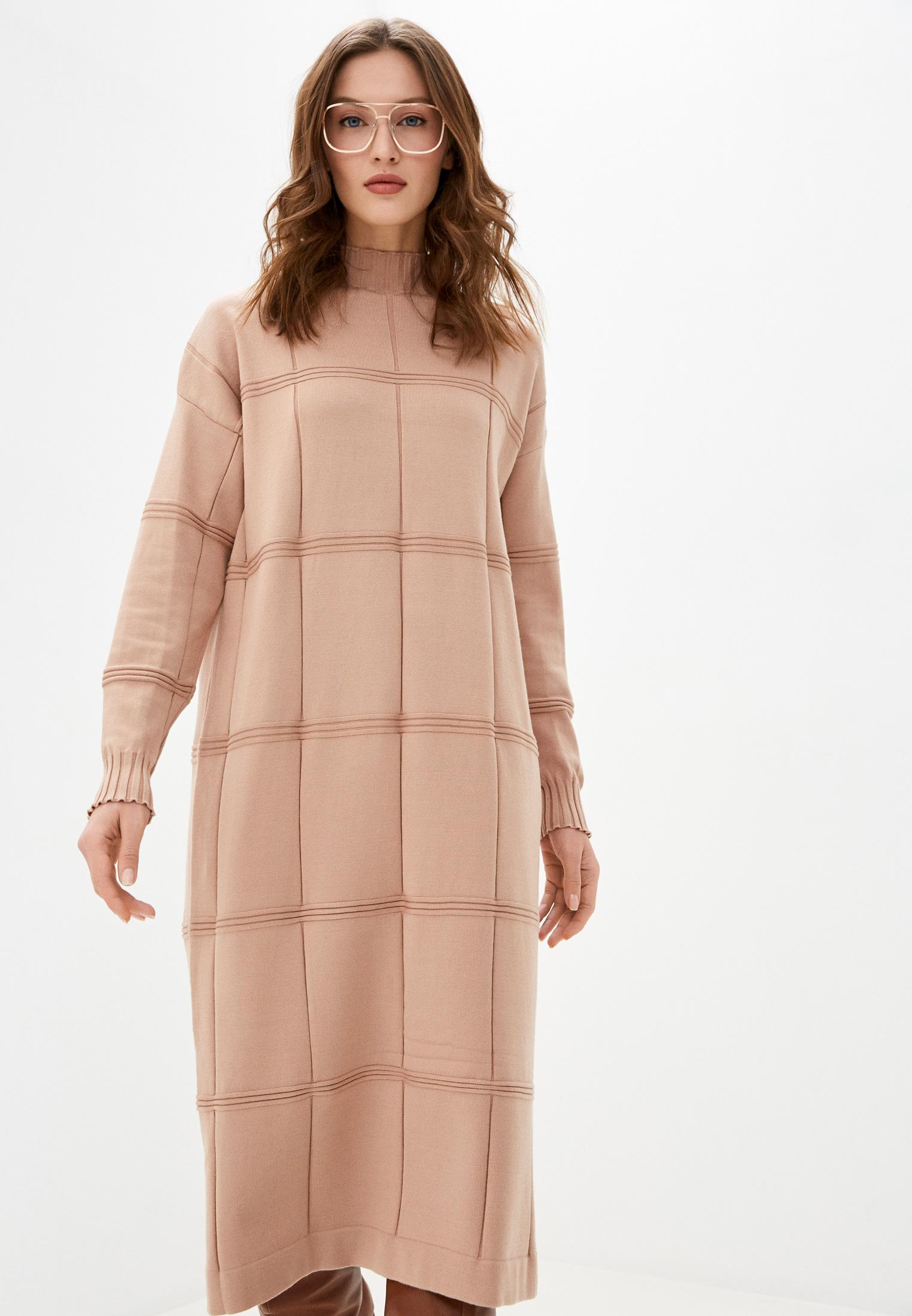 Вязаное платье Vickwool WV259-2