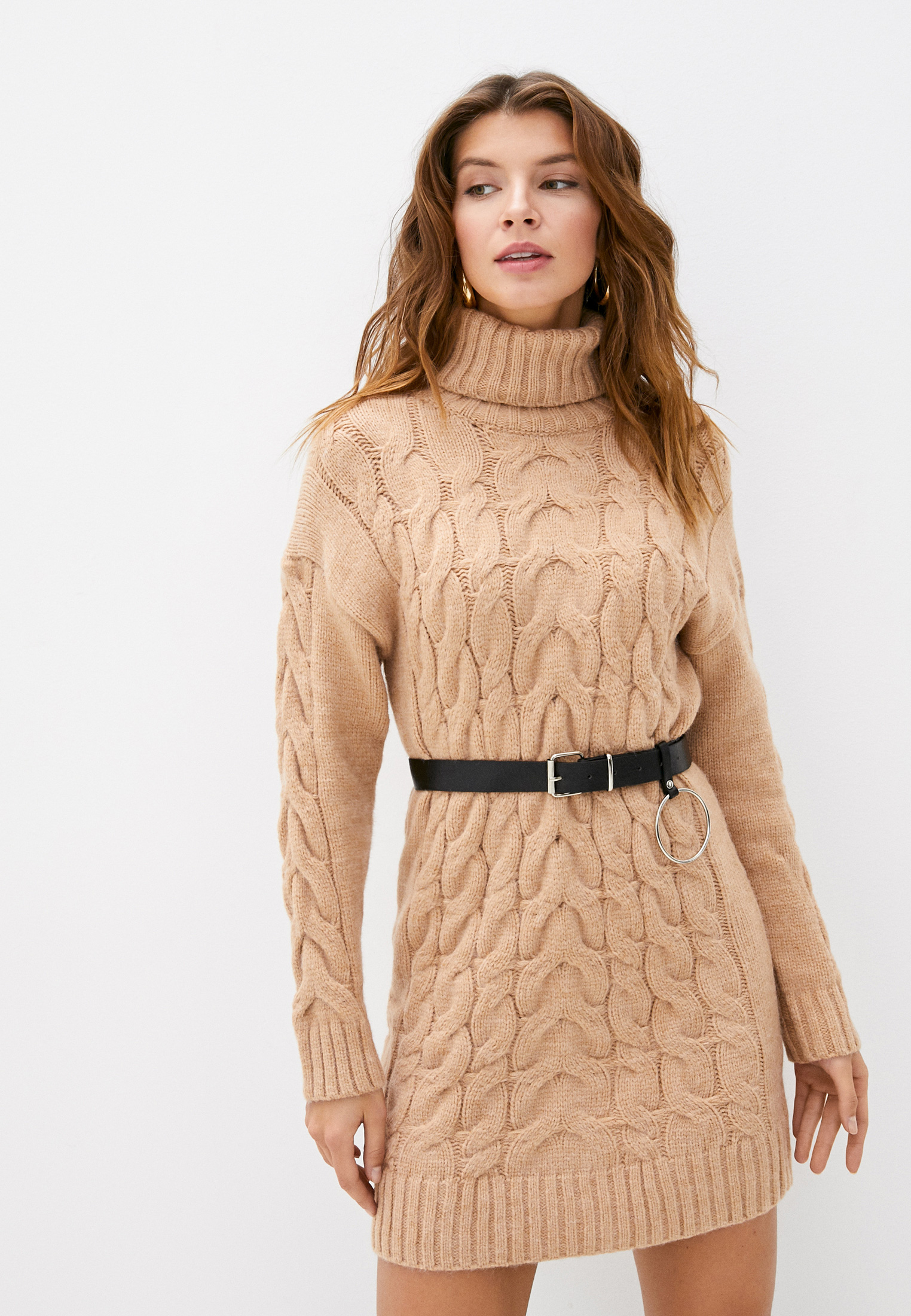 Вязаное платье Vickwool WV271-2