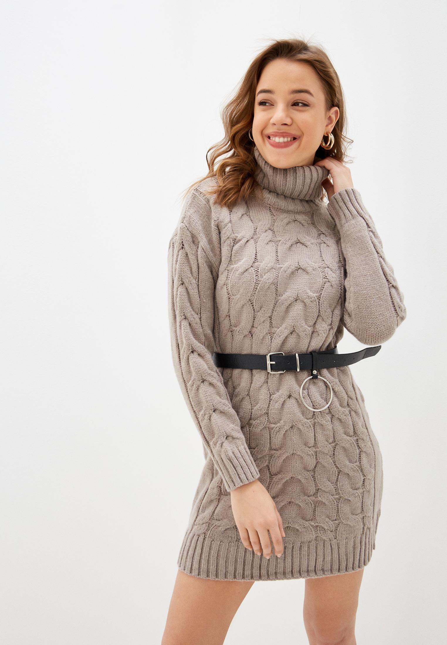Вязаное платье Vickwool WV271-4