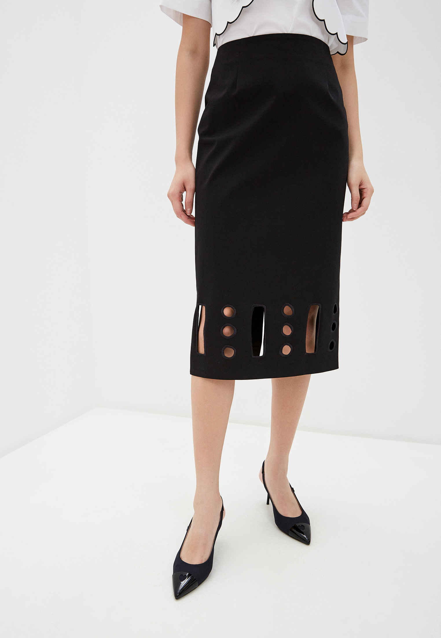 Прямая юбка VIVETTA V2SC091