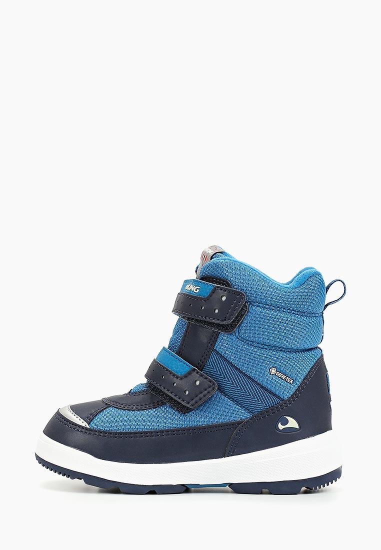 Ботинки для мальчиков Viking 87025