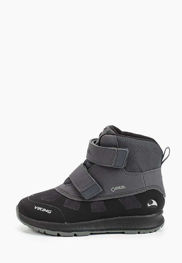 Ботинки для мальчиков Viking 89300