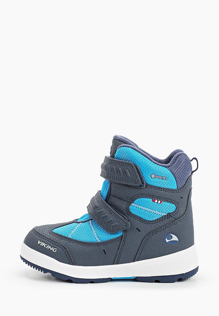 Ботинки для мальчиков Viking 87060
