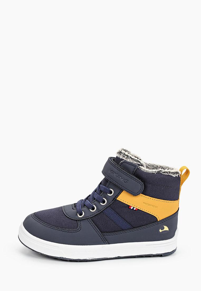 Ботинки для мальчиков Viking 3-90600