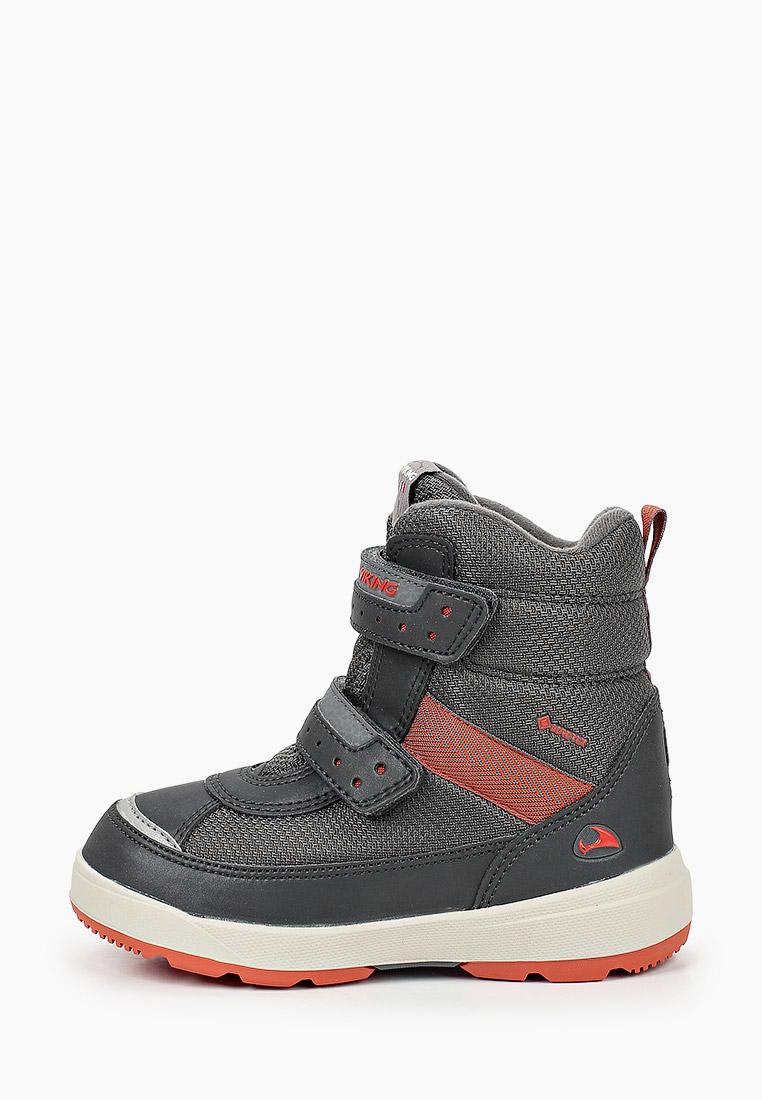 Ботинки для мальчиков Viking 3-87025
