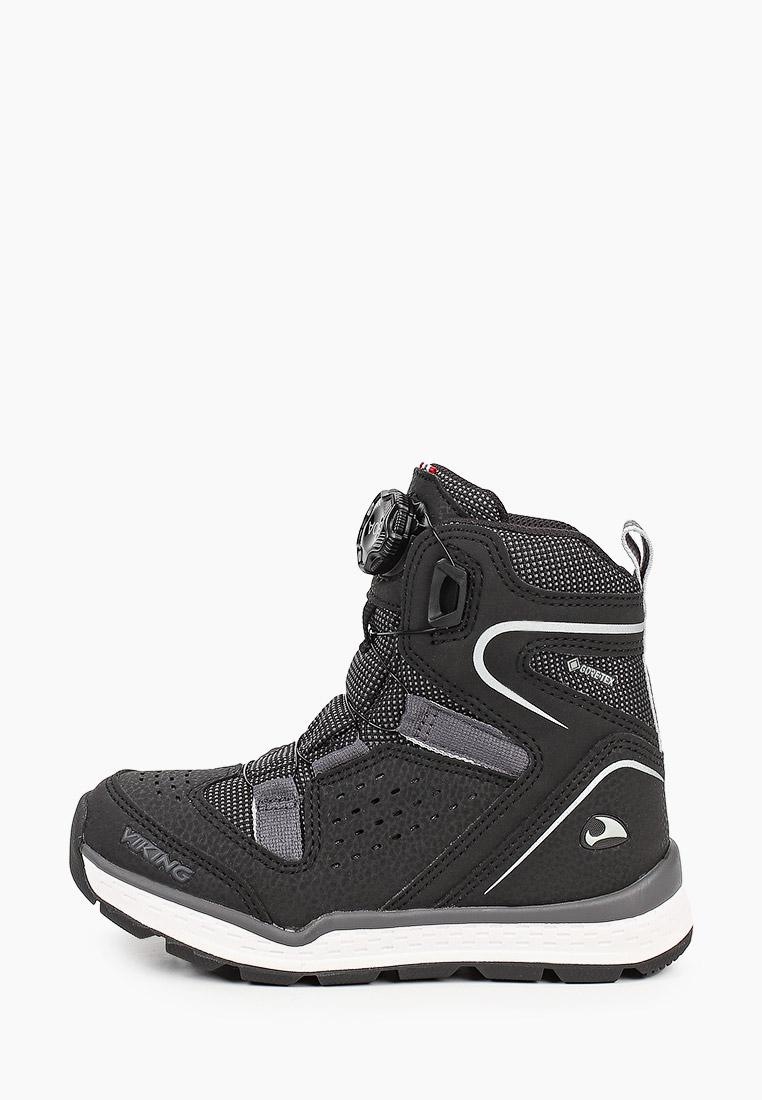 Ботинки для мальчиков Viking 3-88130