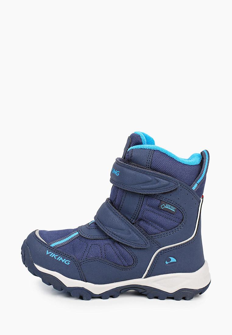 Ботинки для мальчиков Viking 3-90920