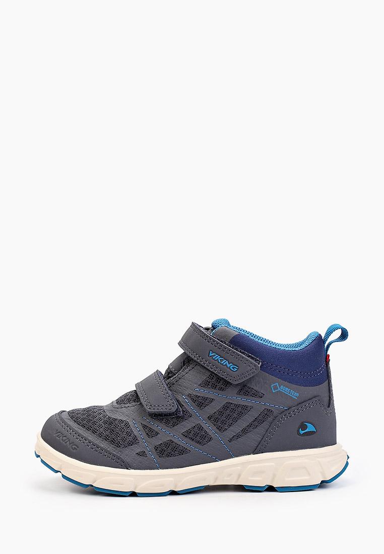 Ботинки для мальчиков Viking 3-47305-555