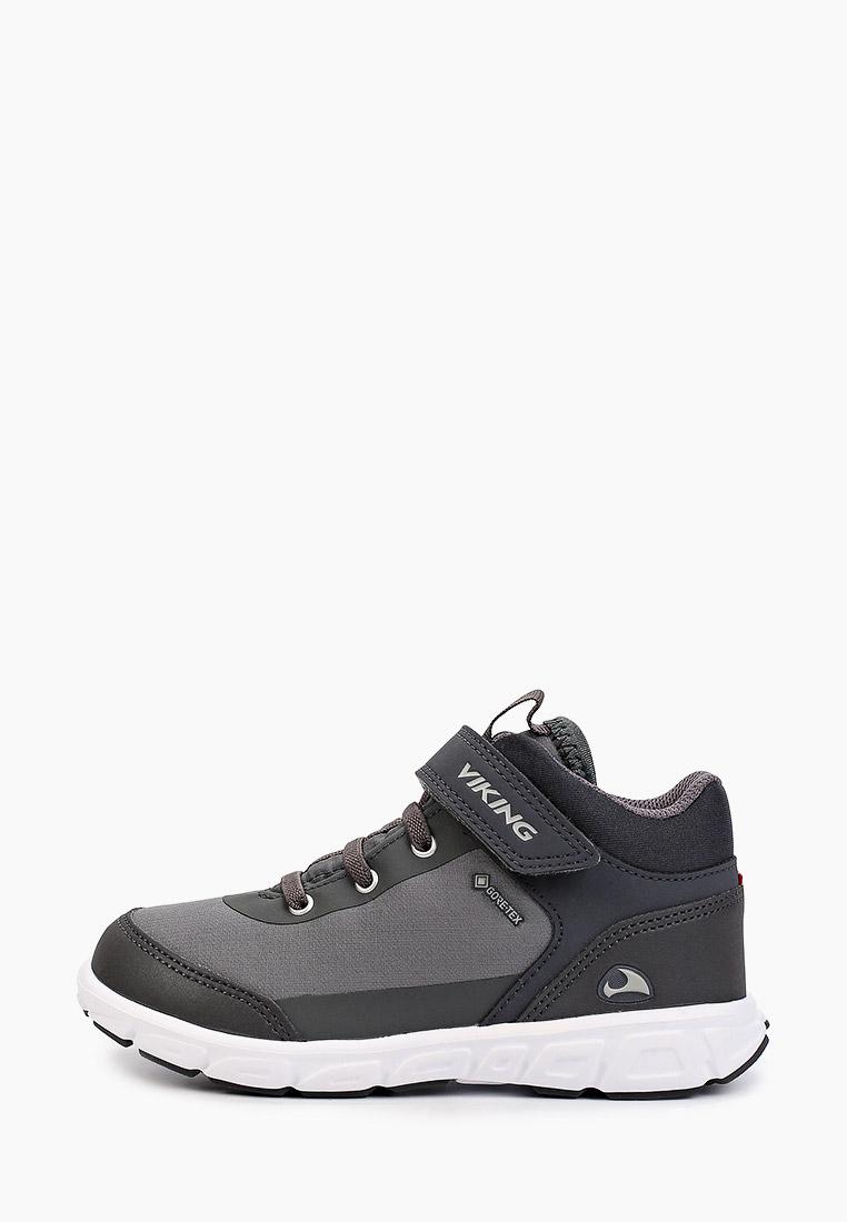 Ботинки для мальчиков Viking 3-50020-7703