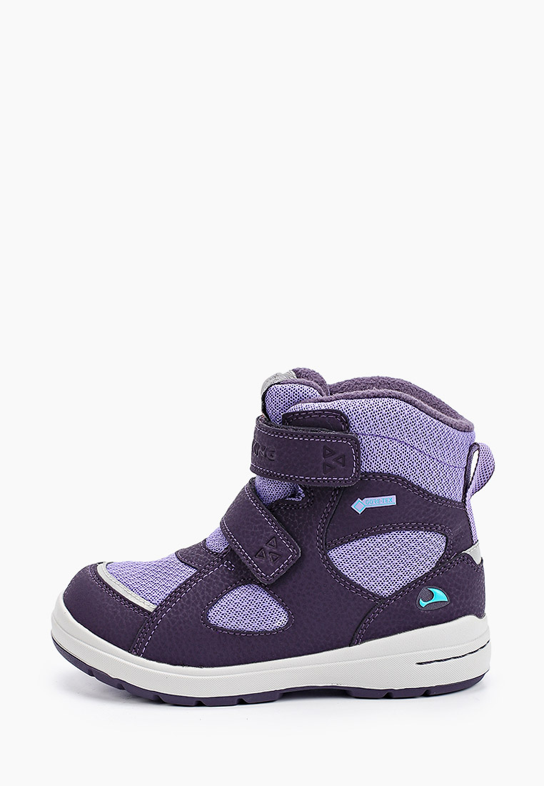 Ботинки для девочек Viking 86000