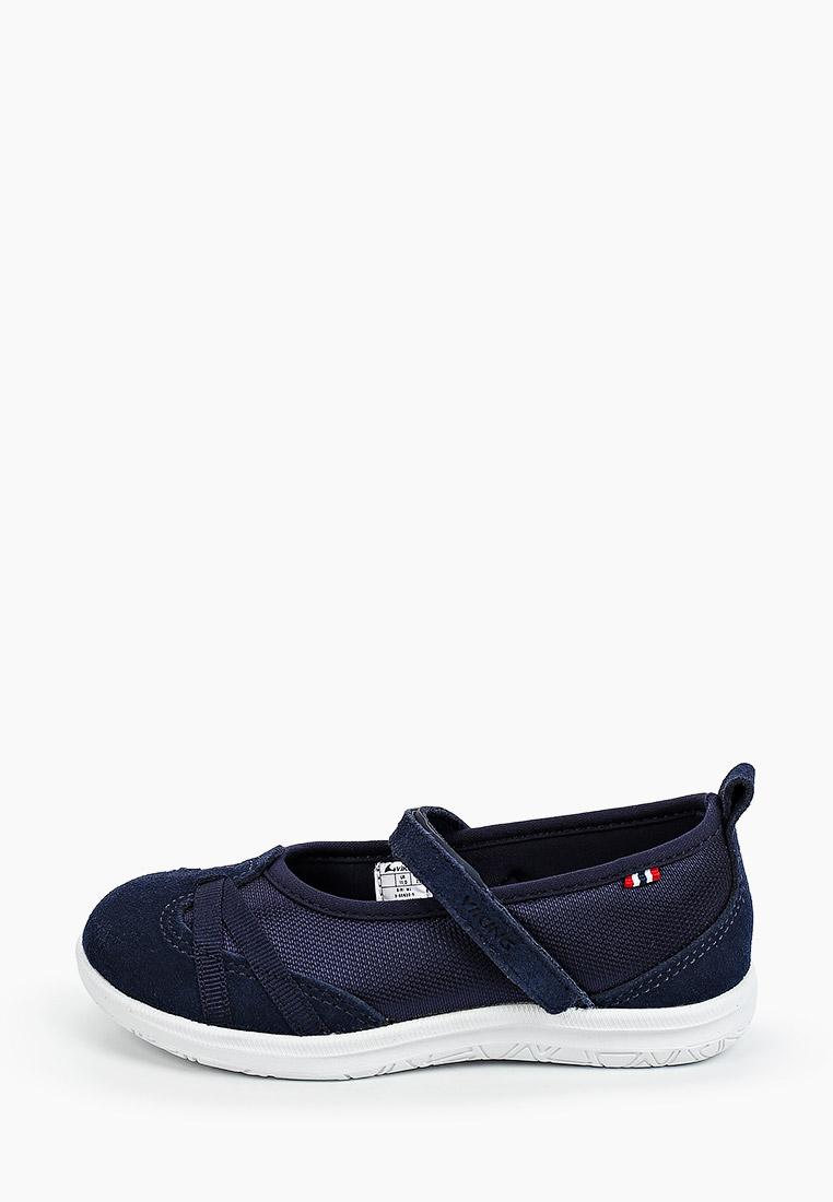 Туфли для девочек Viking 3-50630-5