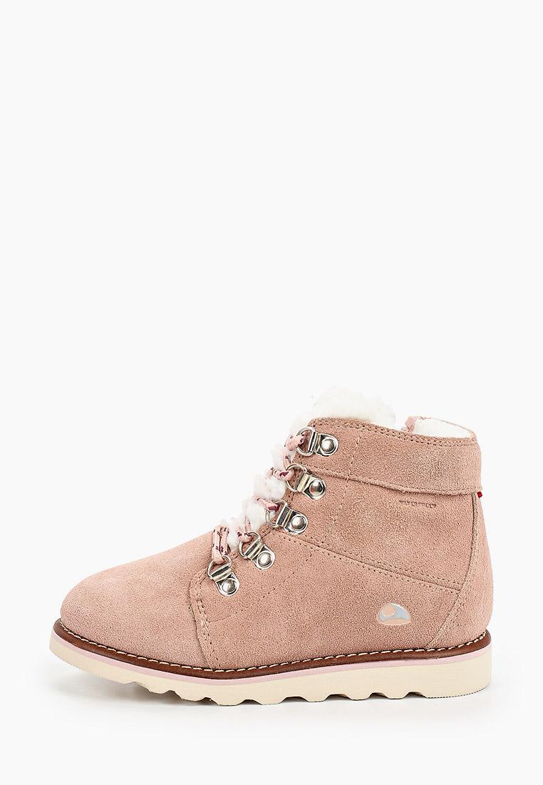 Ботинки для девочек Viking 3-90610