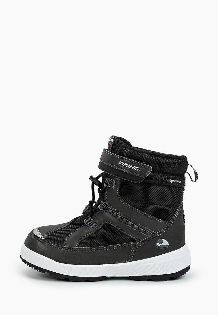 Ботинки для мальчиков Viking 87010