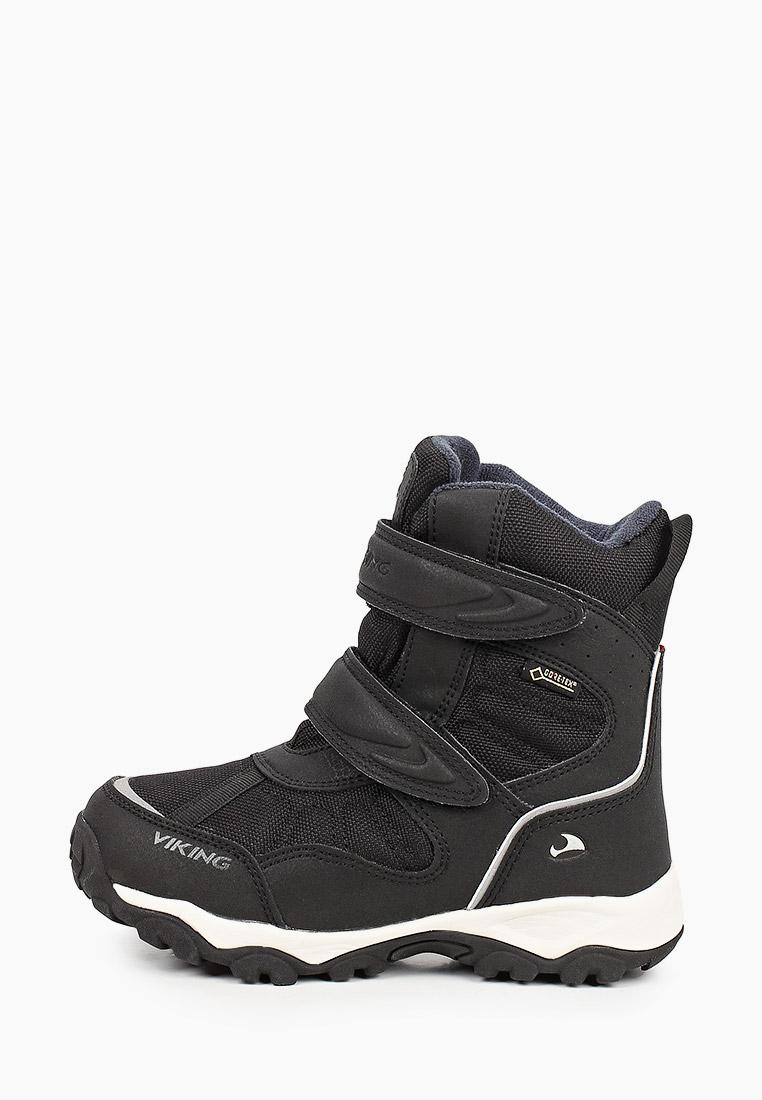 Ботинки для девочек Viking 3-90920