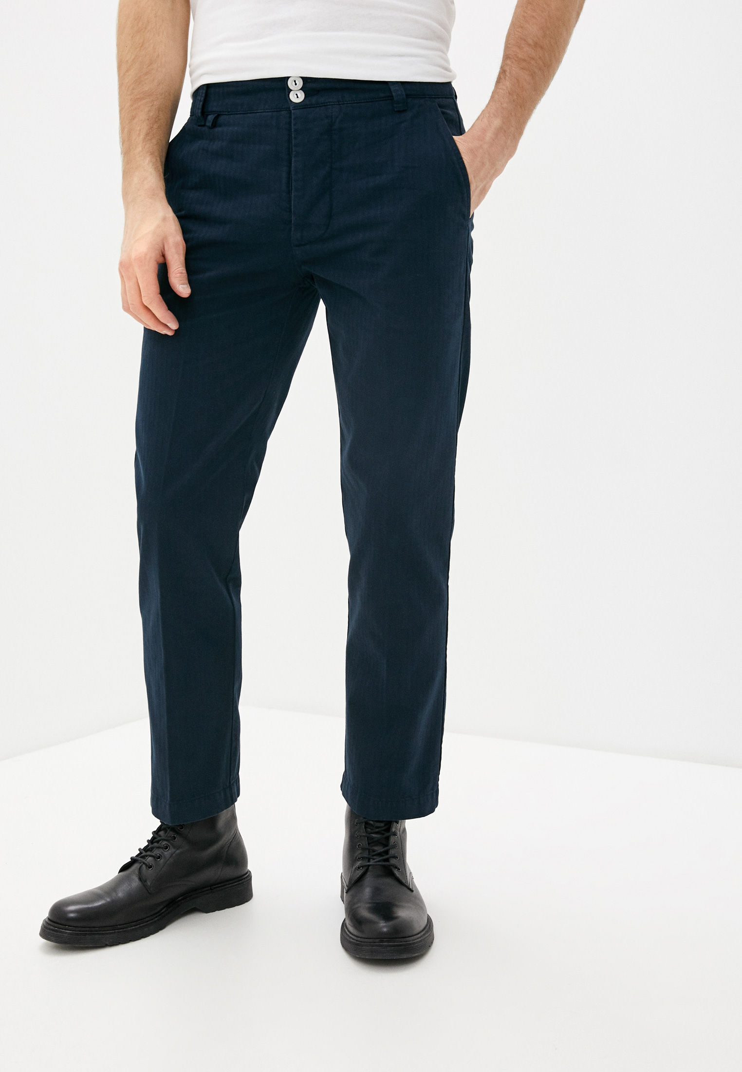 Мужские повседневные брюки Vivienne Westwood Anglomania (Вивьен Вествуд Англомания) 21020001-11272-EU