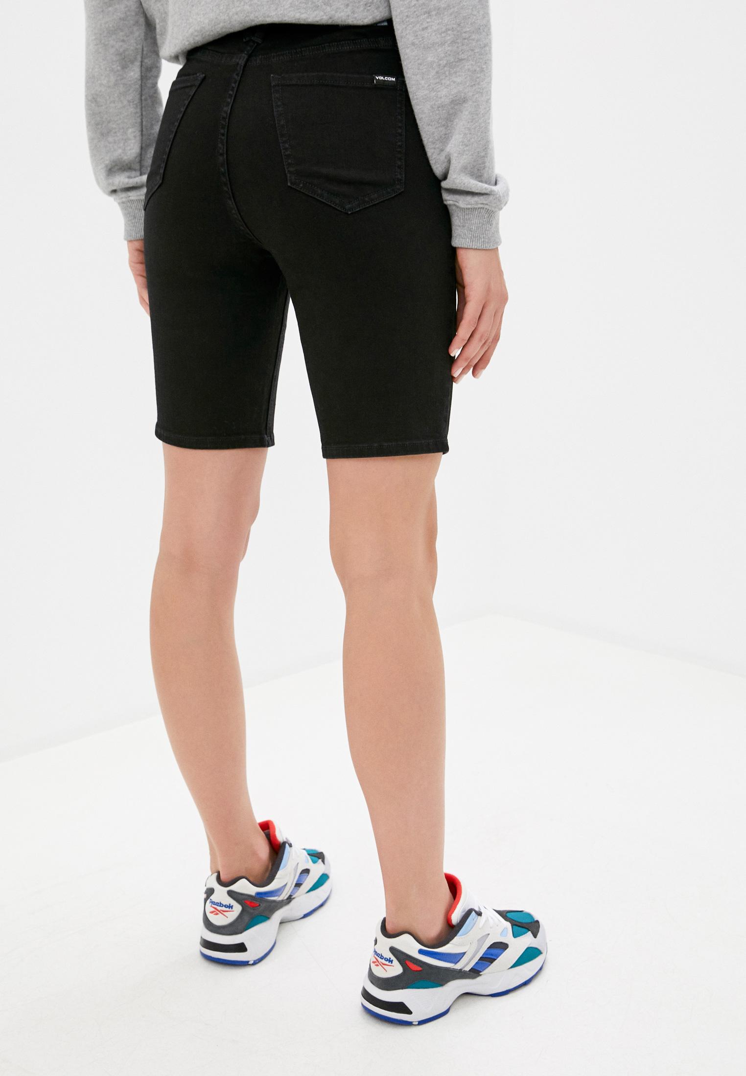 Женские джинсовые шорты Volcom B2012000