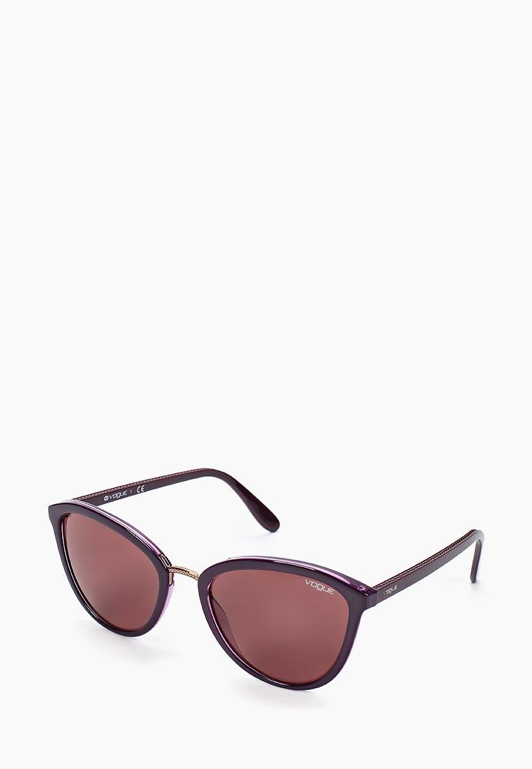 Женские солнцезащитные очки Vogue® Eyewear 0VO5270S: изображение 1