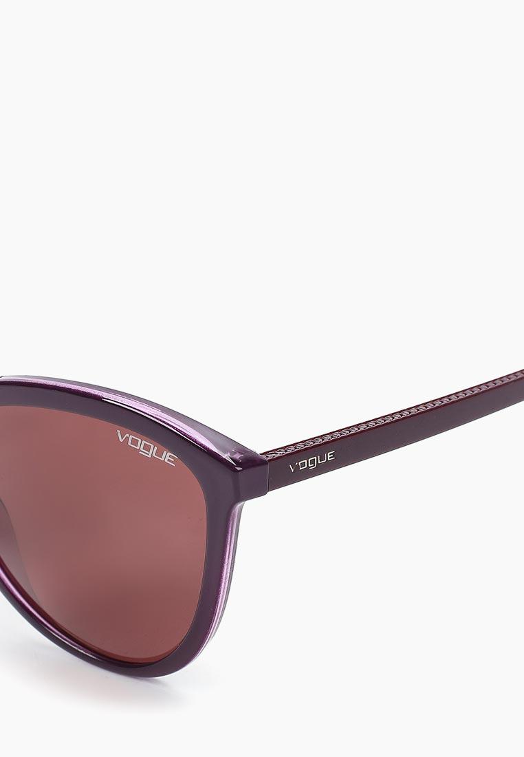 Женские солнцезащитные очки Vogue® Eyewear 0VO5270S: изображение 2