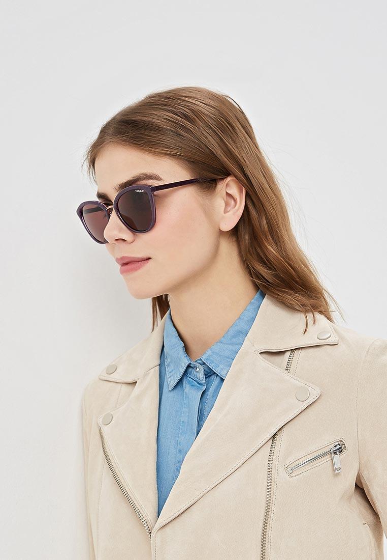 Женские солнцезащитные очки Vogue® Eyewear 0VO5270S: изображение 4