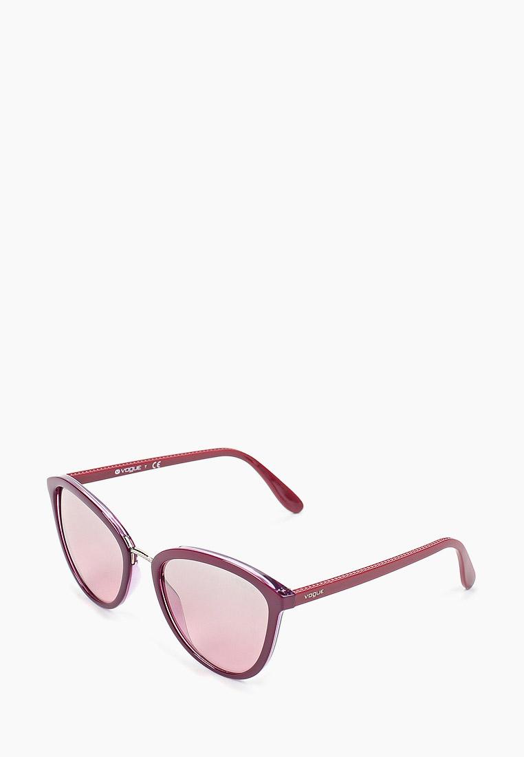 Женские солнцезащитные очки Vogue® Eyewear 0VO5270S: изображение 5