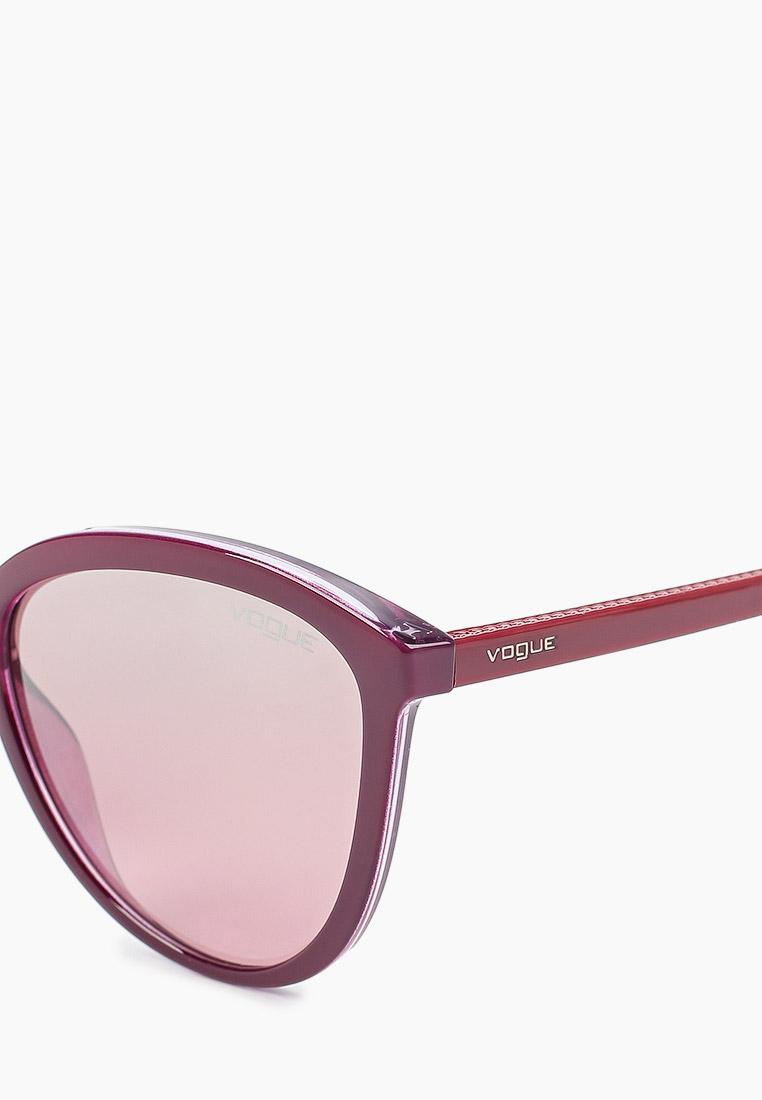 Женские солнцезащитные очки Vogue® Eyewear 0VO5270S: изображение 6