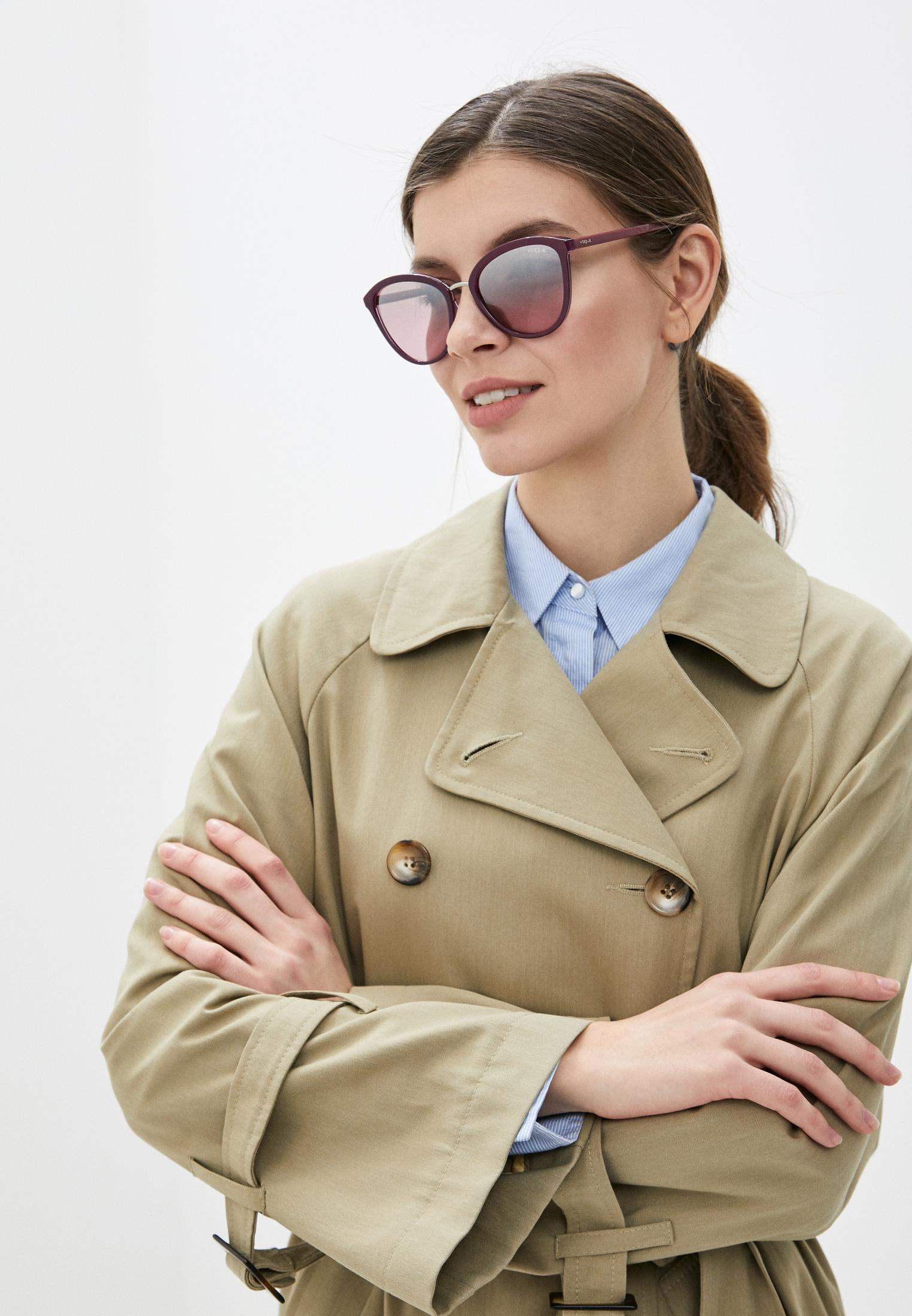 Женские солнцезащитные очки Vogue® Eyewear 0VO5270S: изображение 8