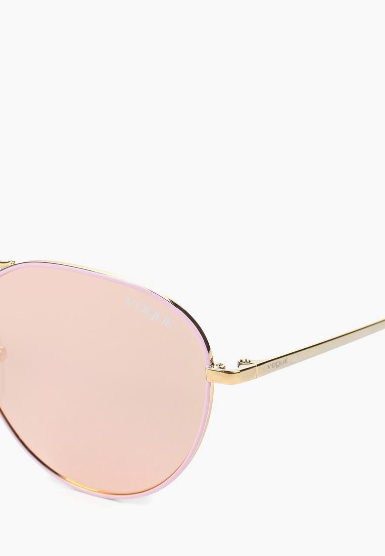 Женские солнцезащитные очки Vogue® Eyewear 0VO4060S: изображение 2